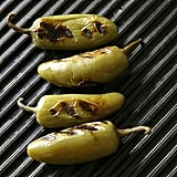 Grilled Pickled Jalapeños