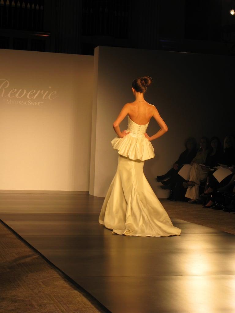 New York Bridal Market: Reverie by Melissa Sweet Spring 2010