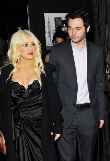 Christina Aguilera Arrested For Public Intoxication 2011-03-01 07:25:48