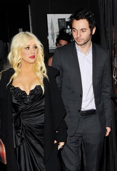 Christina Aguilera betrunken festgenommen