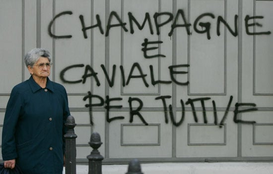 Berlusconi Promises To Make Italy Less Like Africa?