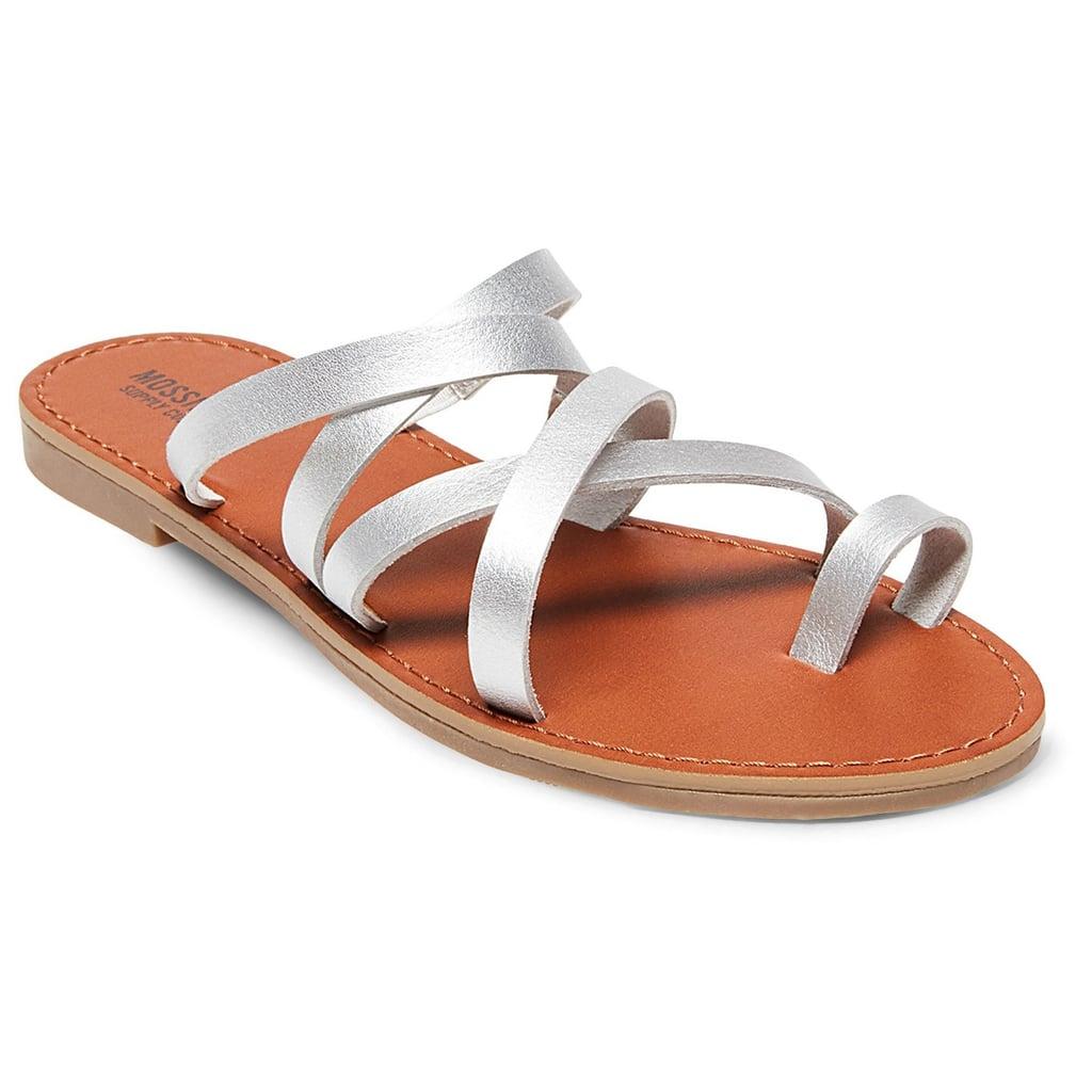 Mossimo Supply Co. Linda Slide Sandals