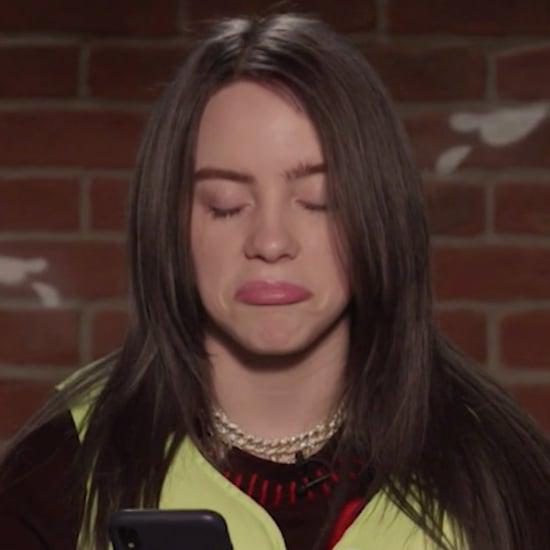 Billie Eilish Reads Mean Tweets on Jimmy Kimmel Live Video