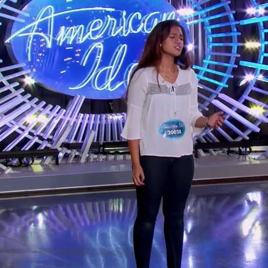 Alyssa Raghu Ariana Grande Audition For American Idol Video