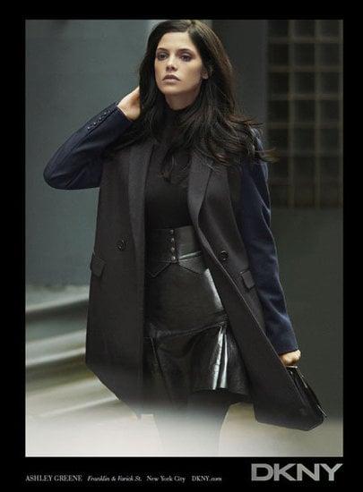 Dark wares for DKNY.