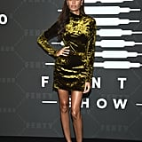 Joan Smalls at the Savage x Fenty New York Fashion Week Show