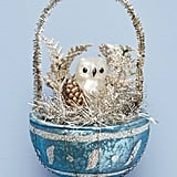Owl's Nest Ornament