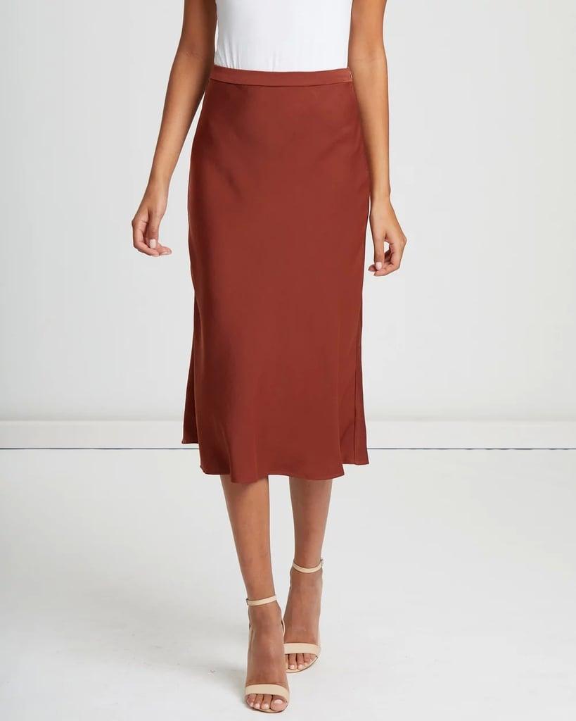 Calli Cassandra Midi Skirt