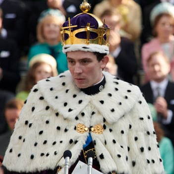 The Crown: Photos and Video From Prince Charles's Coronation