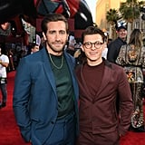 Spider-Man: Far From Home Cast at Premiere Pictures 2019