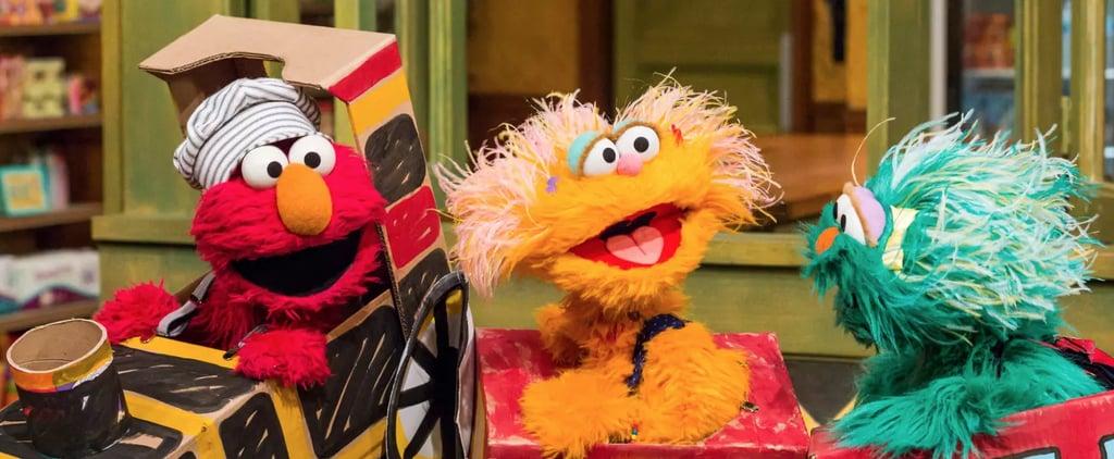 Study Finds Sesame Street Improves School Performance