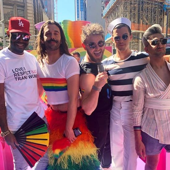 Queer Eye Cast Instagrams