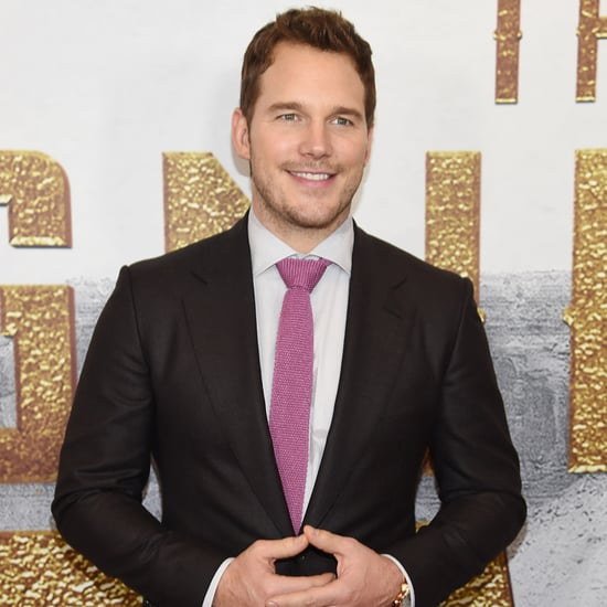 Chris Pratt at The Magnificent Seven Premiere in NYC 2016