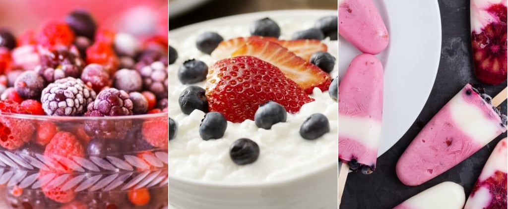 Low-Carb Desserts From Dietitians