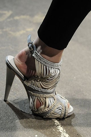 Shoe Obsessed: Thakoon Spring 2010