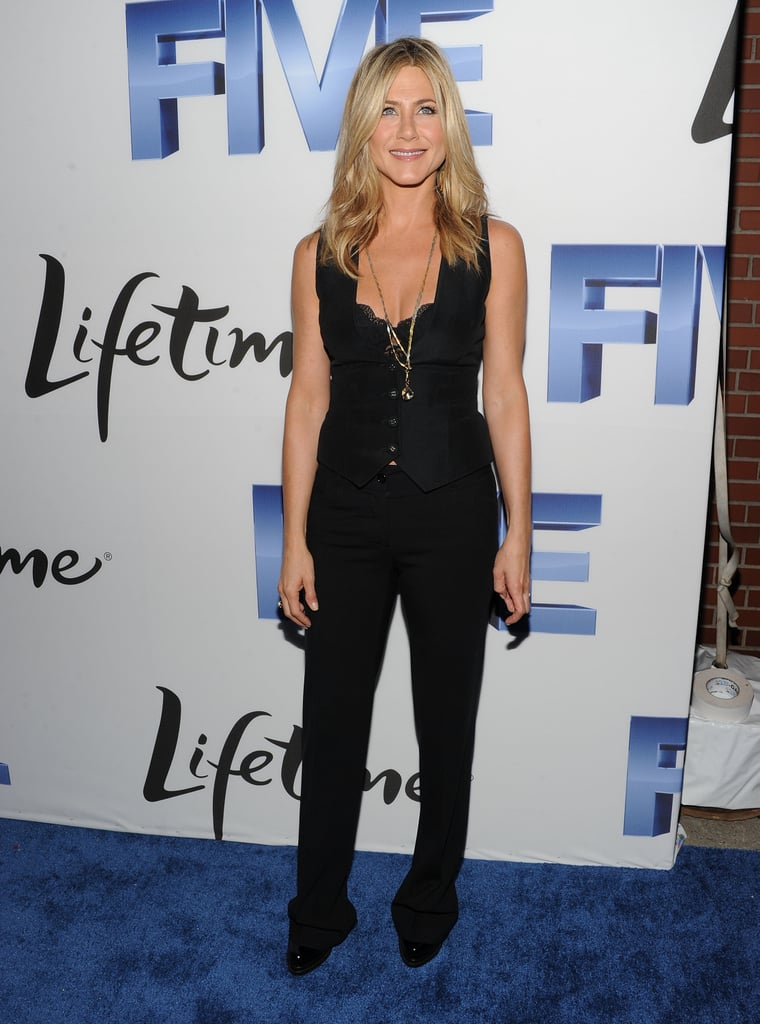 Photos of Jennifer Aniston at Five Premiere in NYC
