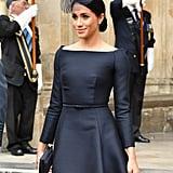The Black Dior Dress