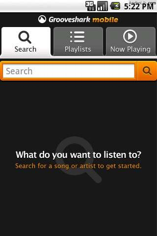 Grooveshark App For Android Phones