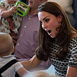 So That's Where Prince George Gets Those Cute Faces From!