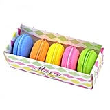 Macarons Colours Rubber Pencil Erasers