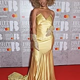 Chidera Eggerue at the 2019 Brit Awards