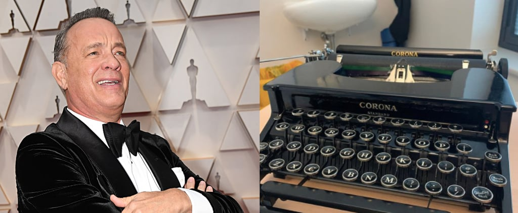 Tom Hanks Sends Typewriter to Bullied Australian Schoolboy