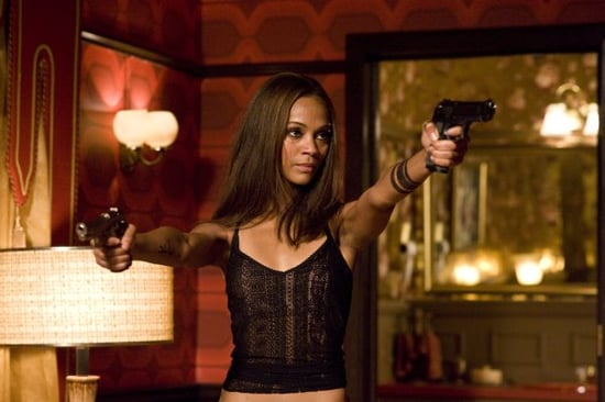 Movie Preview For The Losers Starring Zoe Saldana and Jeffrey Dean Morgan