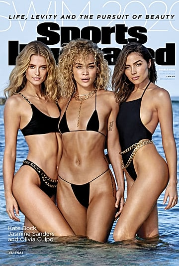 Sports Illustrated's Swimsuit Issue Cover Is Revealed 2020
