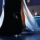 Viola Davis Wearing Sneakers at the 2019 Emmys