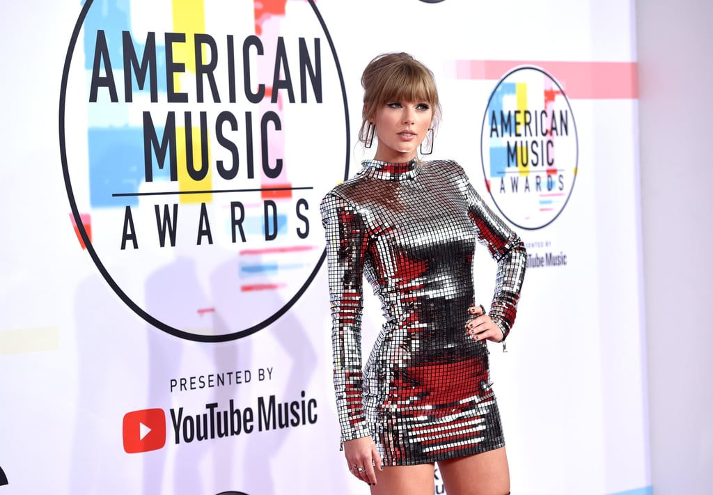 Taylor Swift's American Music Awards Dress 2018