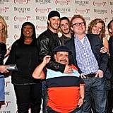 The Hilarious Cast