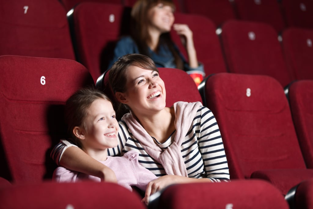 Family-Friendly Movies of 2015
