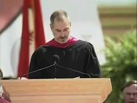 Steve Jobs's Stanford Commencement Address (2005)
