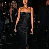 Rihanna Wearing Vintage John Galliano at the 2014 Guys' Choice Awards