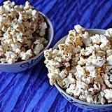 Giada De Laurentiis's Pumpkin Spice Latte Popcorn