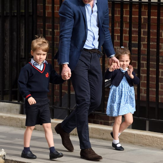 Princess Charlotte Gets Hand-Me-Downs From Prince George