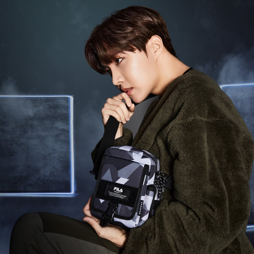 See Fila's Project 7 Campaign With BTS