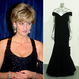 Pictures: Princess Diana's Iconic Dresses At Charity Auction