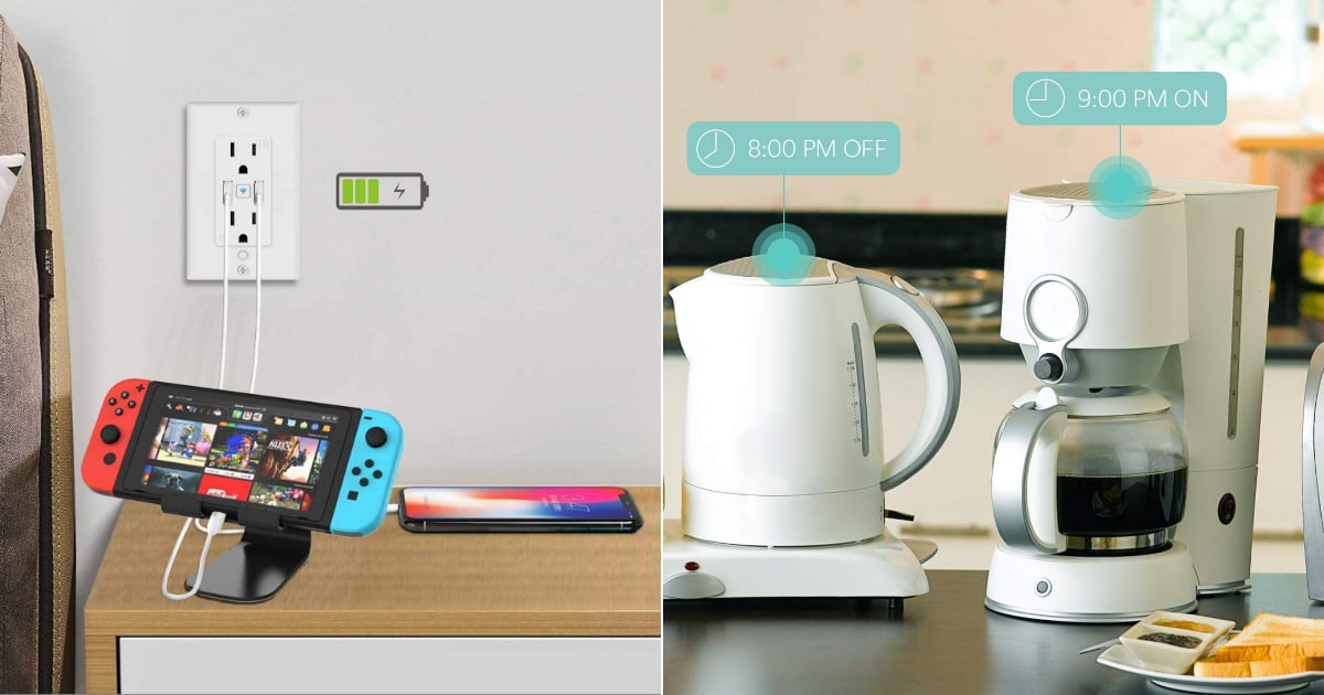 Upgrade Your Home With 11 Smart Outlets That Will Make Your Life Easier