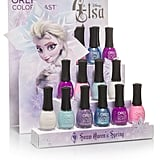 2015: Orly Color Blast Frozen Collection