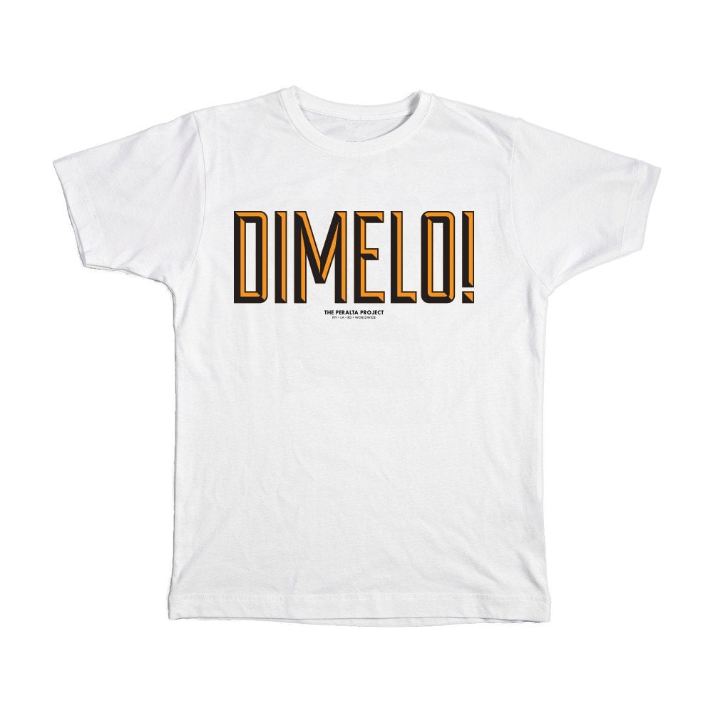 Peralta Project Dimelo Tee ($33)
