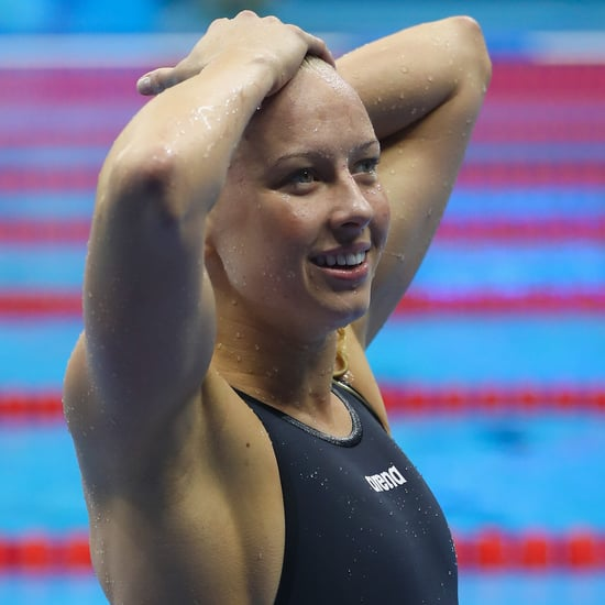 Watch Paralympian Jessica Long Climb a Rope Out of the Pool
