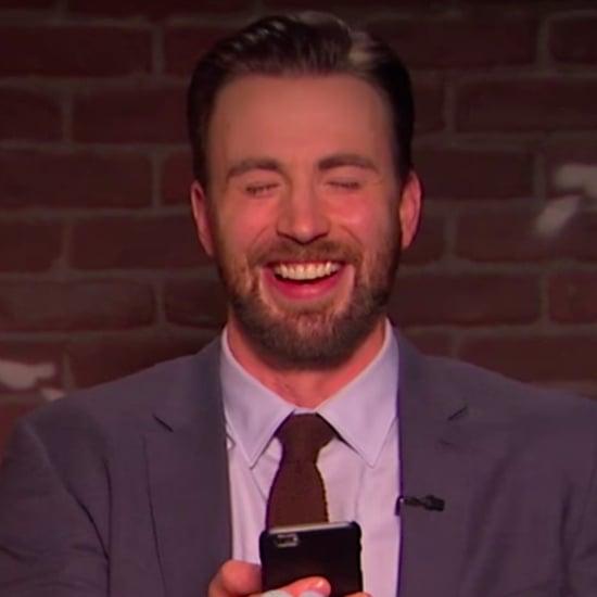 Ryan Gosling in Celebrities Read Mean Tweets September 2016