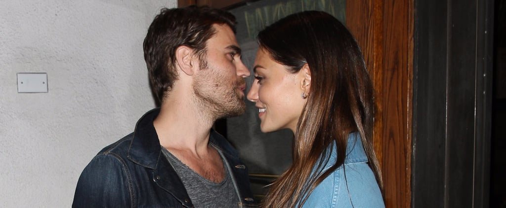Paul Wesley and Phoebe Tonkin Have a Romantic Date Night After Their Split