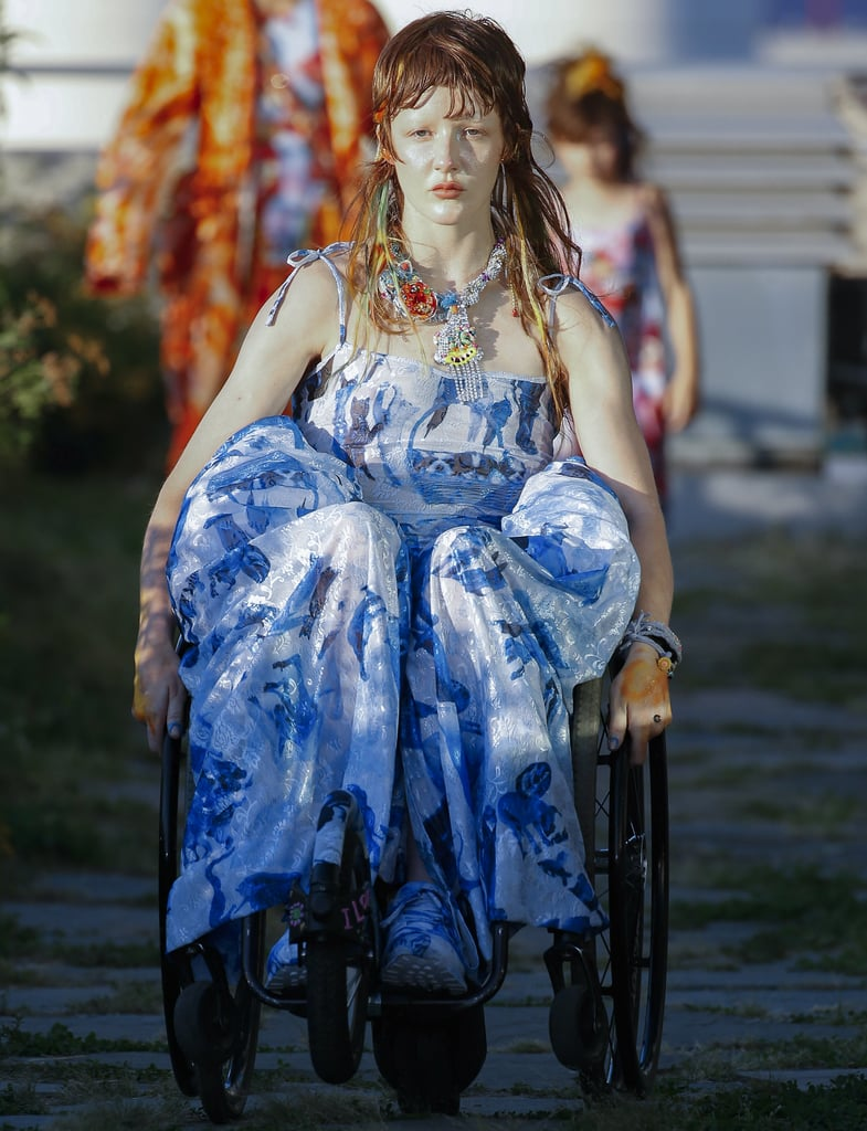 Model Emily Barker Creates Visibility For Disabled People