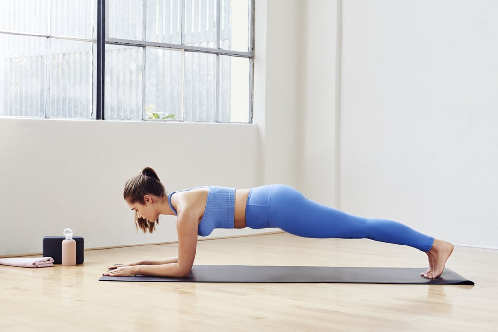 A 15-Minute Total-Body Bodyweight Workout
