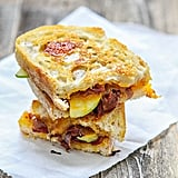 Bacon Apple Cheddar Sandwich