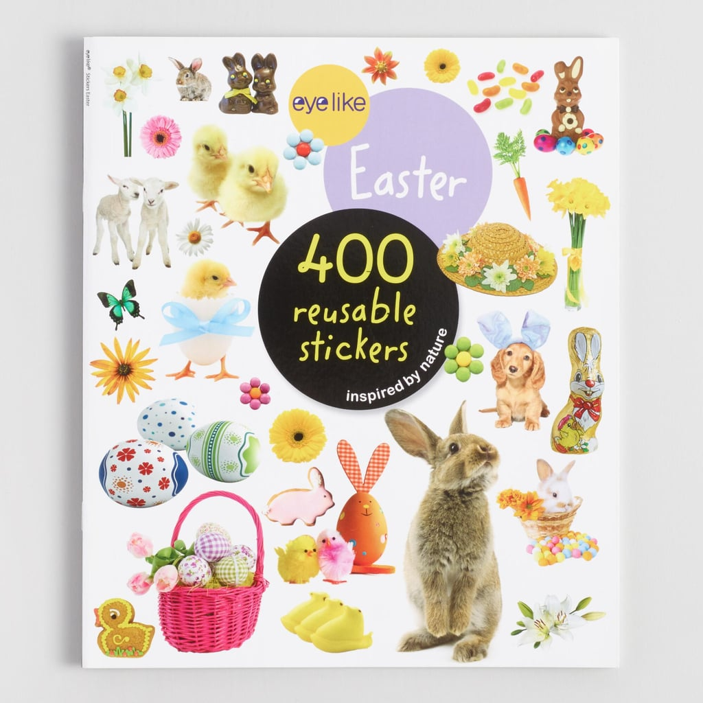 Reausable Easter Sticker Book