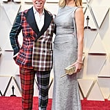 Tommy Hilfiger and Dee Ocleppo at the 2019 Oscars