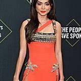 Sarah Hyland's Fausto Puglisi People's Choice Awards Dress